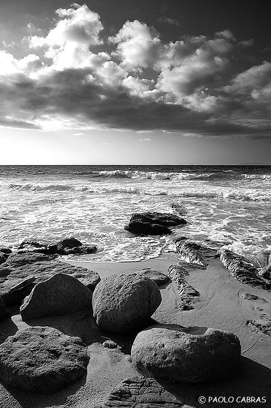Sardegna 2.0: Il mare in Bianco e Nero