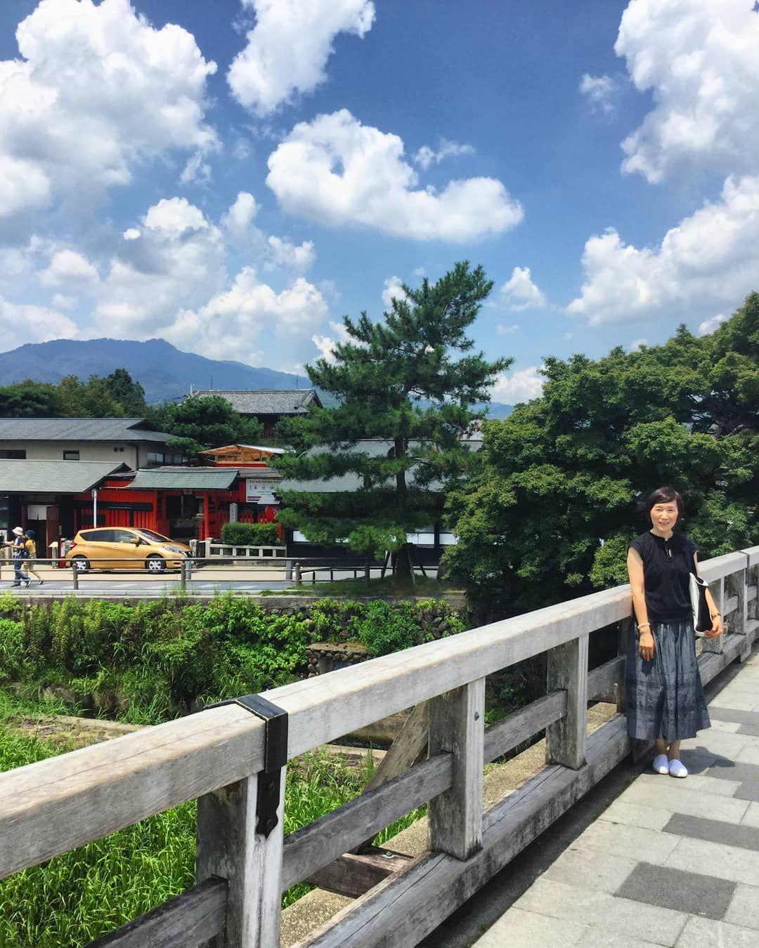真夏の嵐山・京都🌈🌈🌈☀️☀️☀️⛅⛅⛅kyoto  #travel#vacances#temple#museum#nature#oasis#organic#ocean#outdoor#garden#holiday#patios#pension#stylish#resort