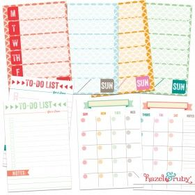 graphic relating to Free A5 Planner Printables known as A5 Planner Inserts - Absolutely free Printables Fitness commitment