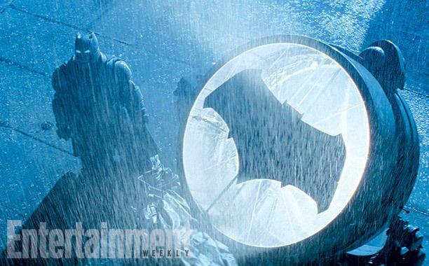 Batman v Superman: nuove immagini con Bruce Wayne e Lex Luthor