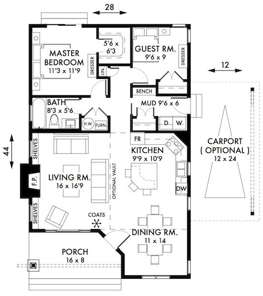 Plan House Plans By