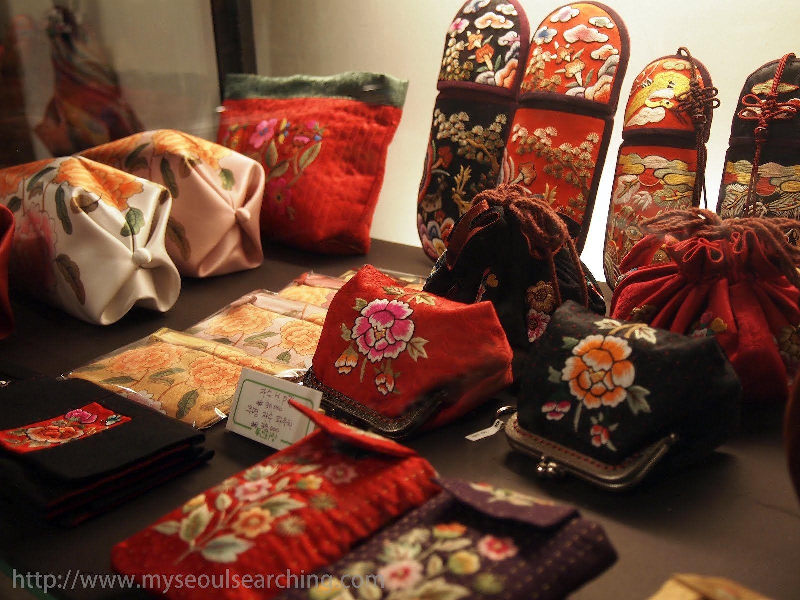 всего встречающиеся сувениры из южной кореи фото изучая