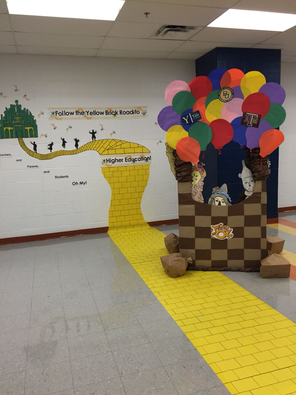 My very own Wizard of Oz decor | Bulletin board | Pinterest ...