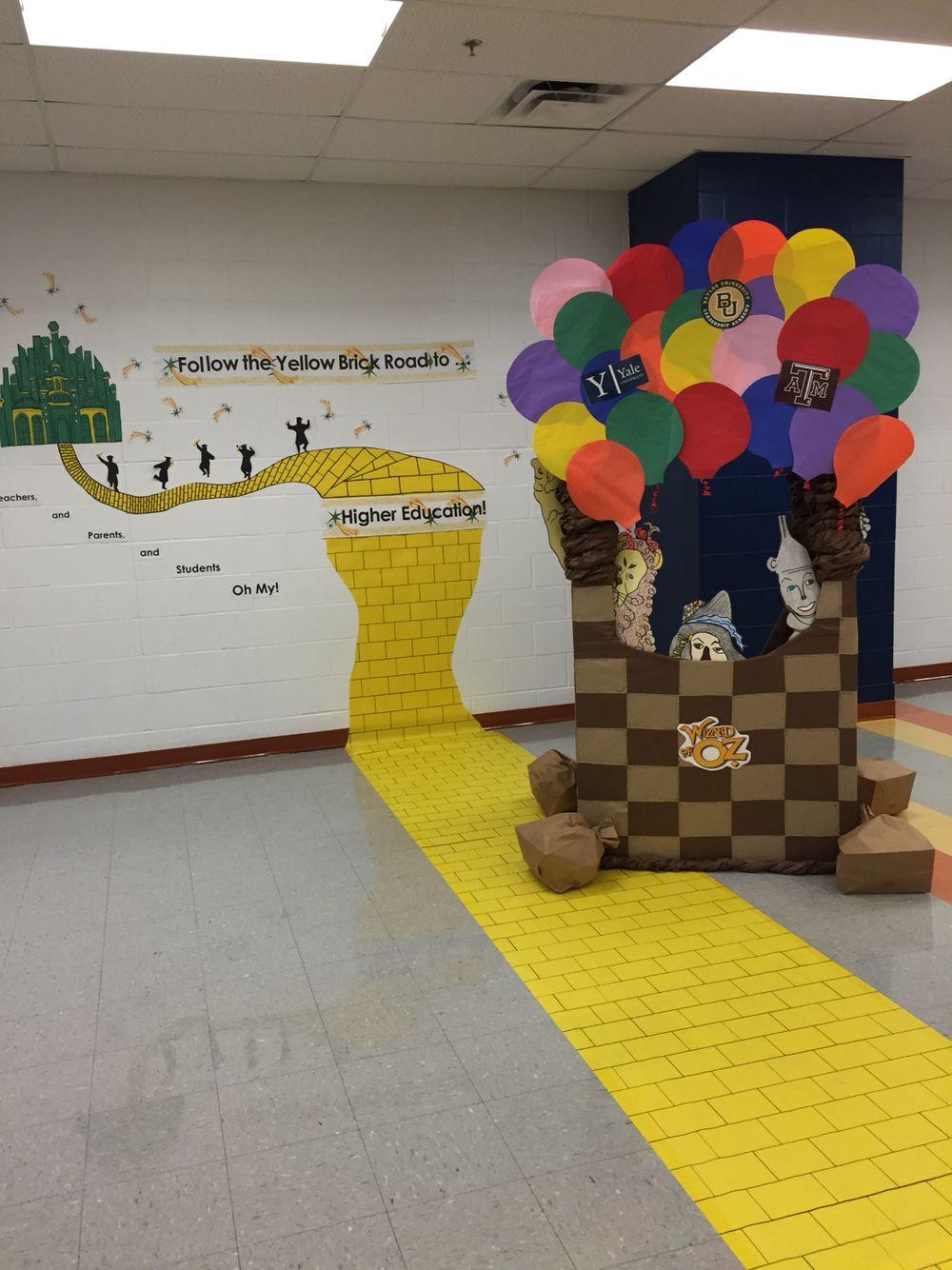 My very own Wizard of Oz decor | Bulletin board | Pinterest ...