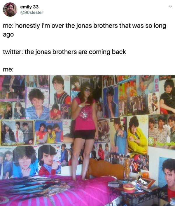 22 Jonas Brothers Jokes That Will Never Not Be Funny Tinyfoxlab