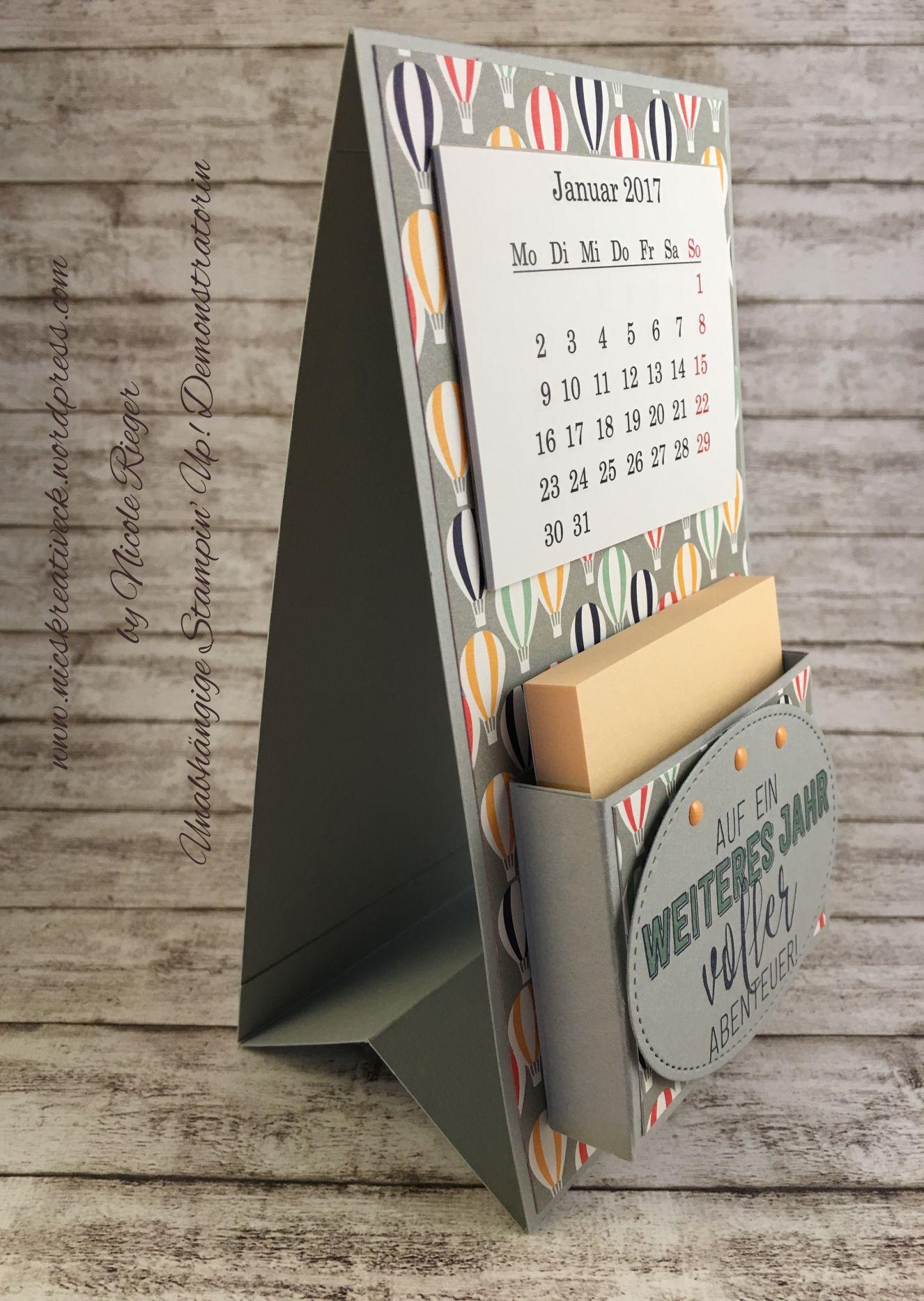 Acalendar Anleitung tischkalender mit anleitung | tischkalender, kalender