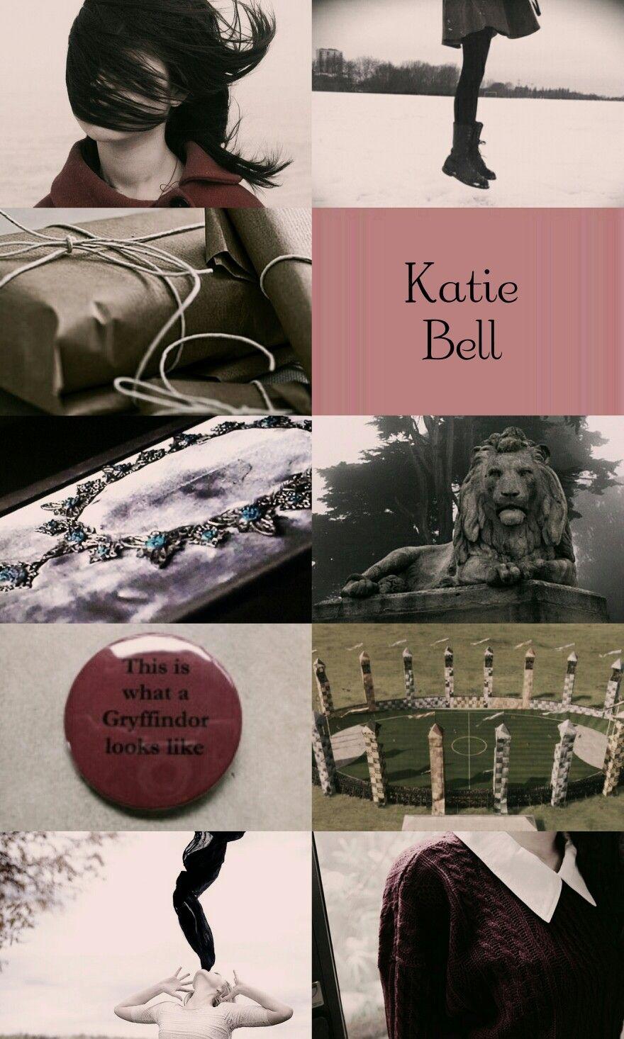 Katie Bell From Harry Potter Katie Bell Harry Potter Characters Katie Bell Harry Potter