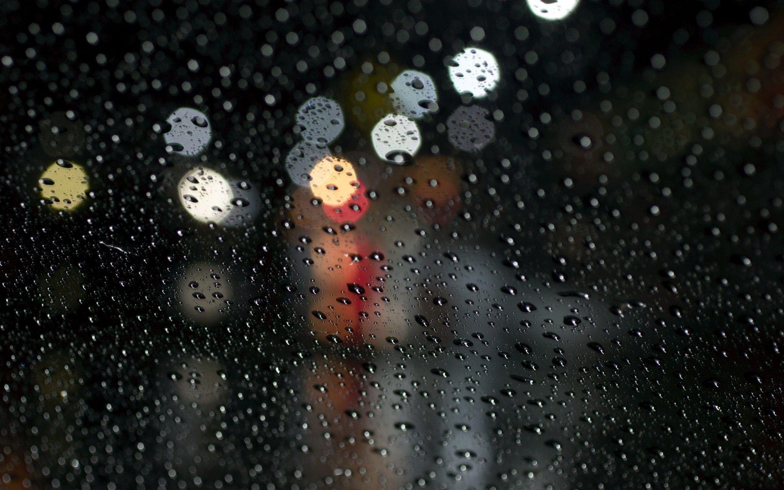 Rain Background For Desktop Wallpaper 2560 X 1600 Px 1 2 Mb