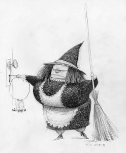 Character-design/hotel-transylvania : Carter Goodrich