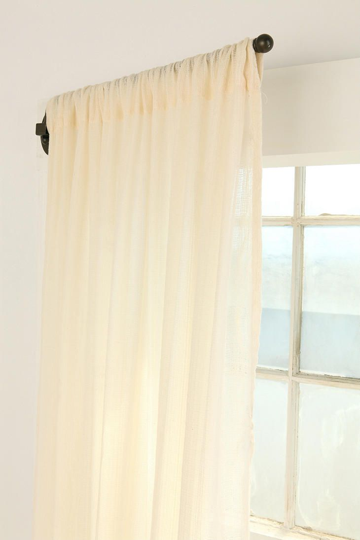 Swing Curtain Rod Set Of 2 Curtain Rods Swing Arm Curtain