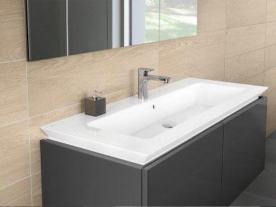 Villeroy \ Boch Legato Schrankwaschtisch bad sanitär keramik - villeroy und boch badezimmermöbel
