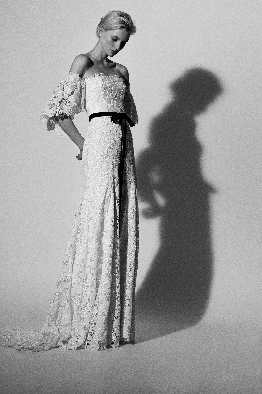Carolina herrera bridal spring fashion show collection i do