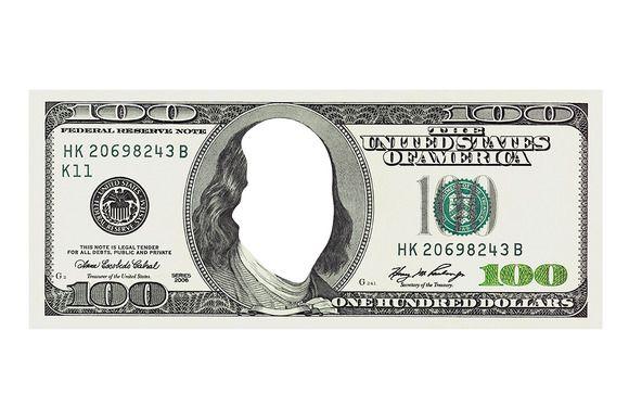 100 Dollar Bill Without Face 100 Dollar Bill Dollar Bill Dollar
