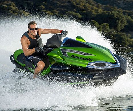 Rule the waterways wherever you travel with the world's most powerful Jet Ski. With 310 horses under the hood, this beast of a Jet Ski will have you and up to...