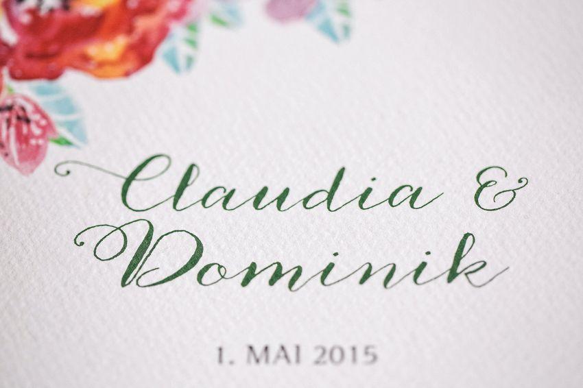Wedding Invitation Boho Style, Einladungskarte Hochzeit Bohemian,  Fotografie Http://www.