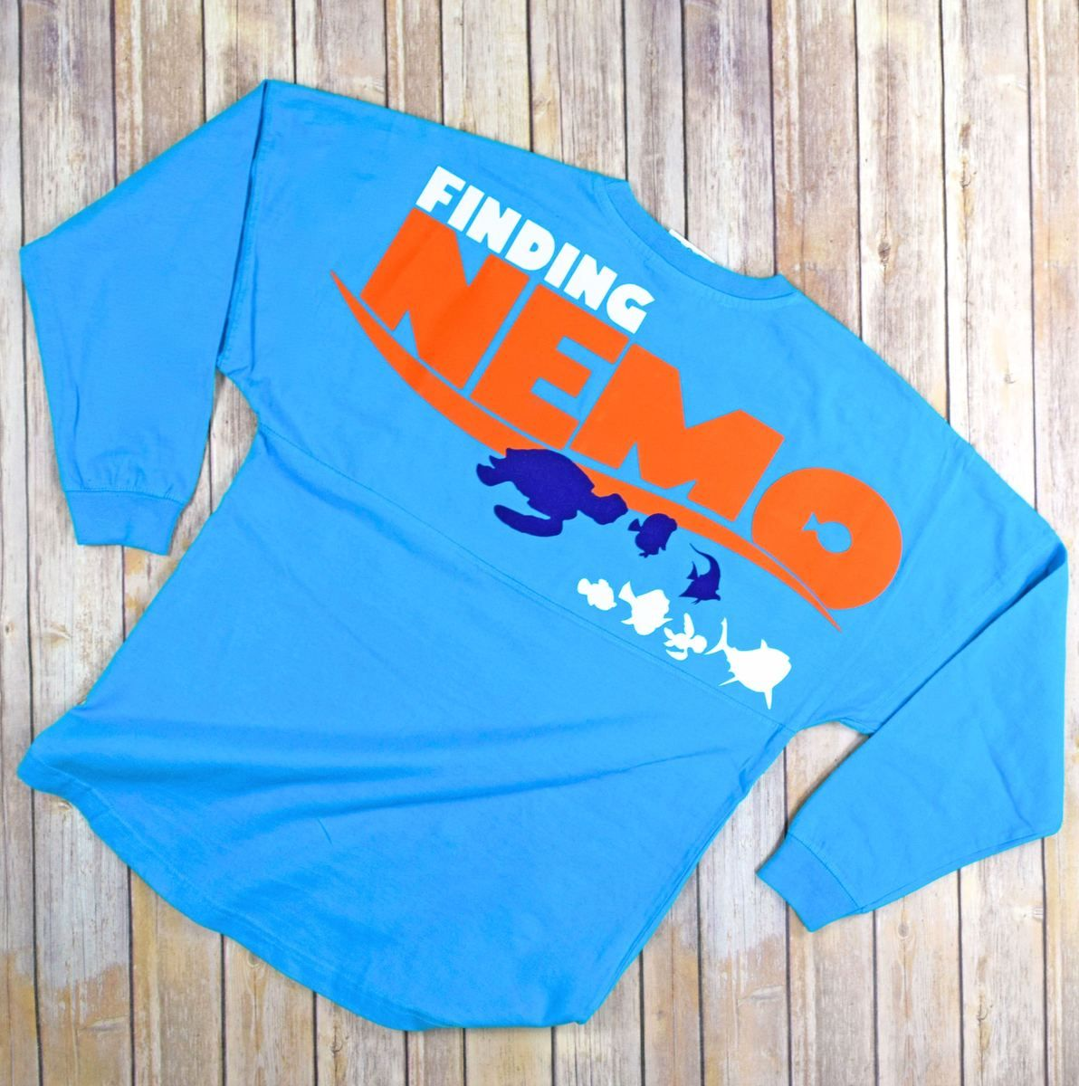 Finding Nemo Character Jersey In