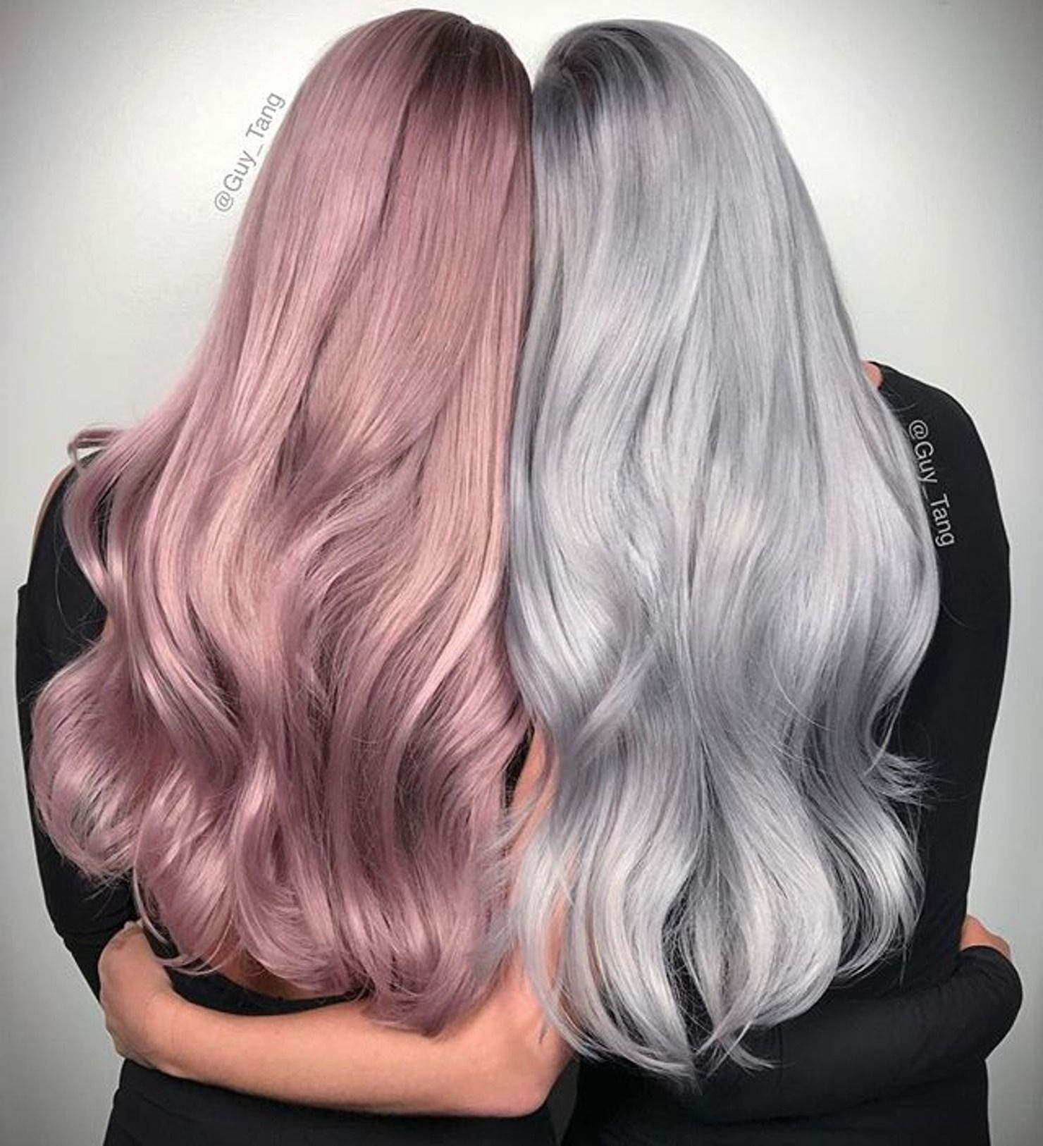 What's In Guy Tang's Hair Dye Collection? The Myde