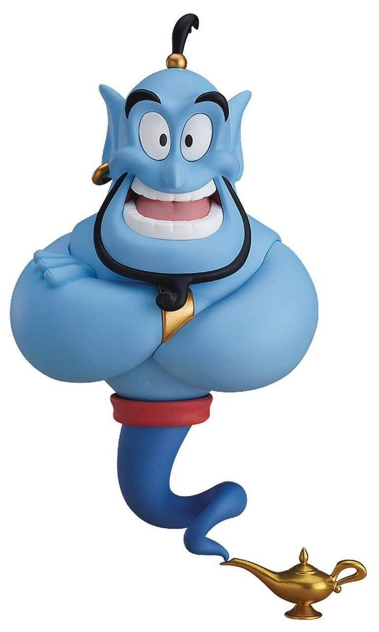 Disney Genie Nendoroid Figure Disney aladdin genie