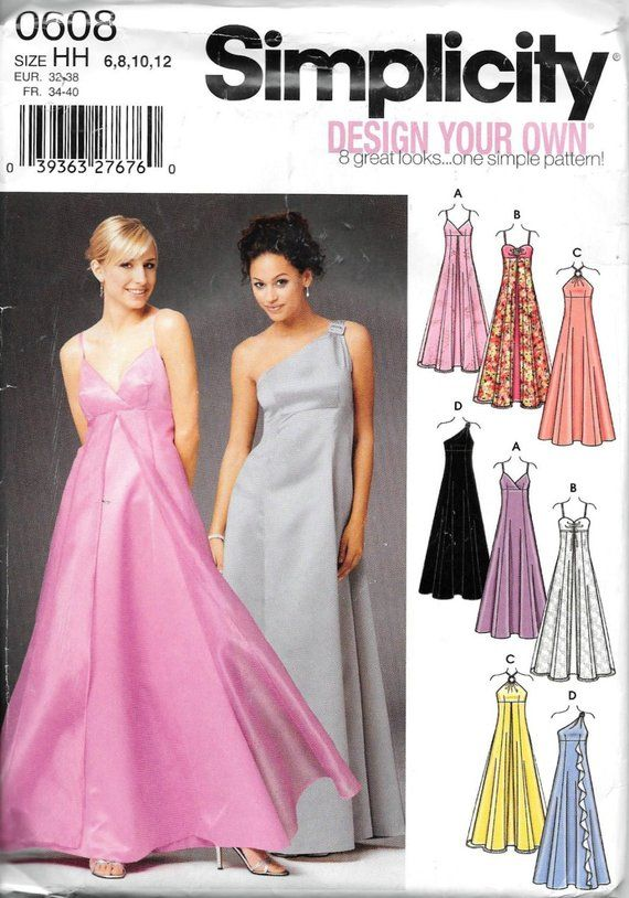 Design Your Own Prom Dress