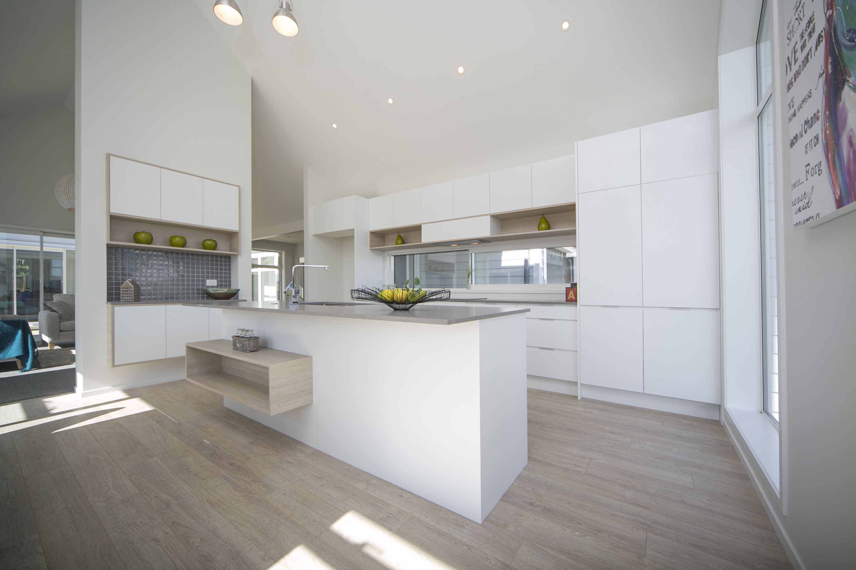 cabinetry bestwood melamine simply white wilderness finish laser kitchen design and supplies