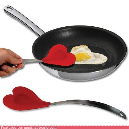 Perfect for Valentine's Day breakfast ;)