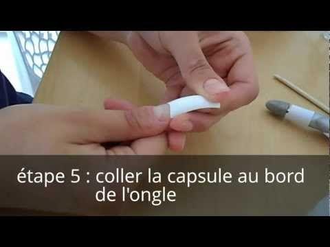 Manucure Capsule 12 étapes Tutoriel Youtube En