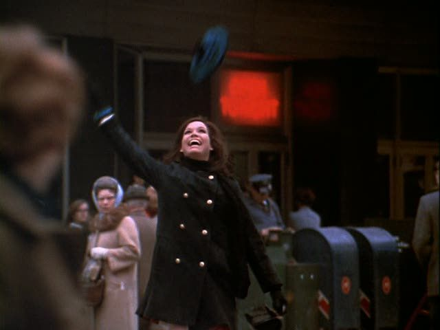 Image result for mary tyler moore hat throwing