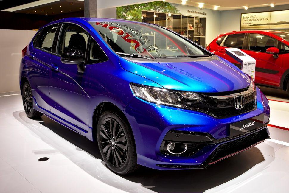 Honda Jazz III (facelift 2017)  #honda  #hondajazz #newhonda #hondacar #hondafacelift