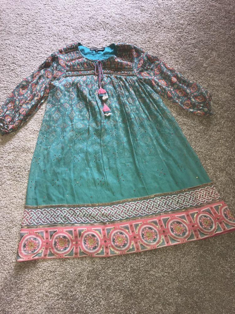 619b71d67d82 TANVI KEDIA Anthropologie GLIMMERED ANKITA Dress XS Beaded Sequins RARE! |  eBay