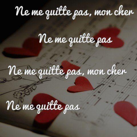 "-- #LyricArt for ""Don't Leave Me [Ne Me Quitte Pas]"" by Regina Spektor"