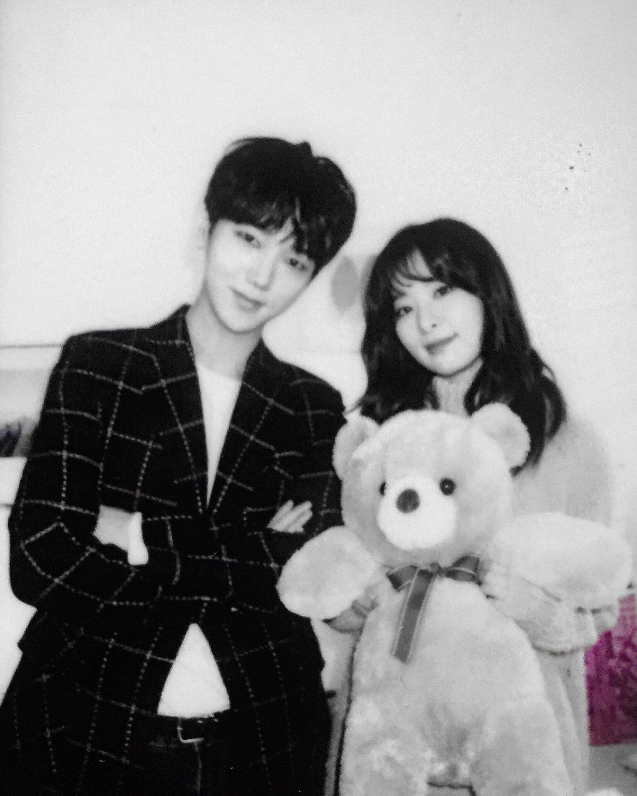 Yesung Super Junior Seulgi Red Velvet Kpop