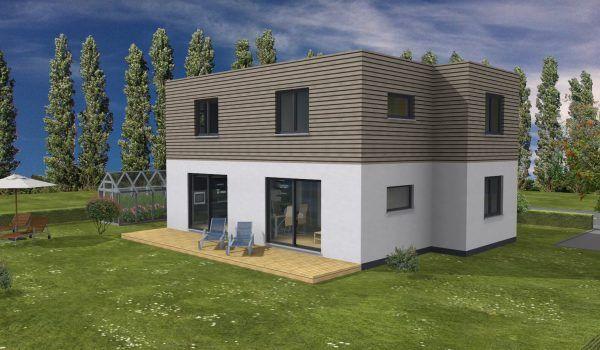Modulhäuser Haus, Style at home, Moderne architektur