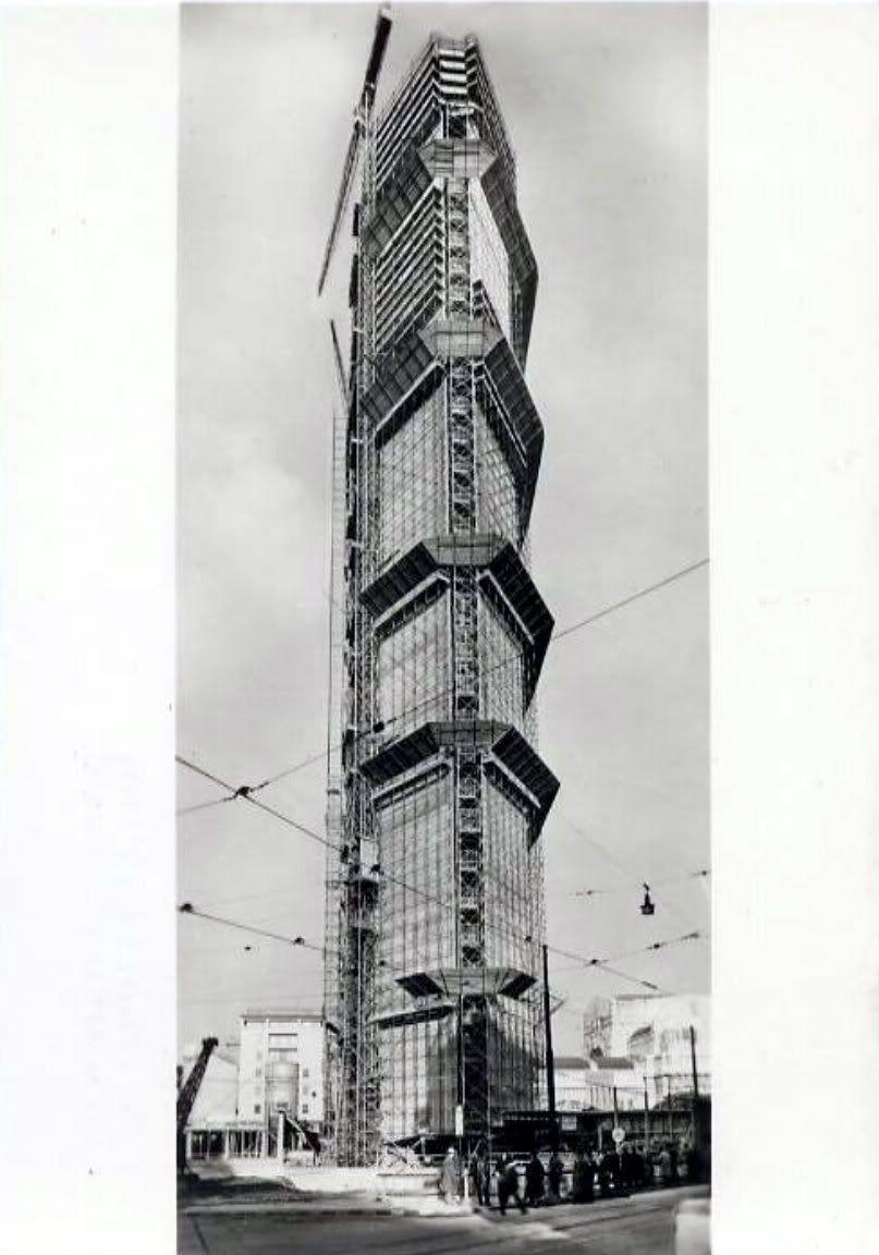 grattacielo pirelli.