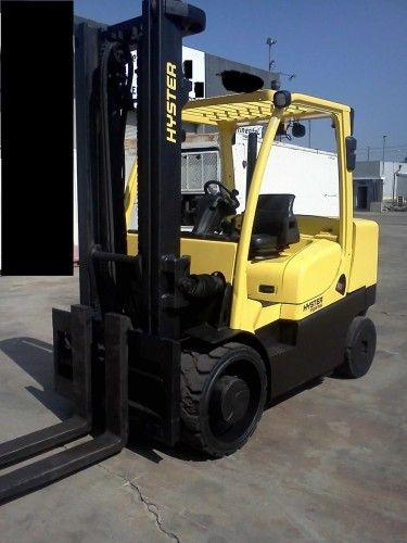 2008 Hyster S155ft 7 5 Ton Cummins Diesel Forklift