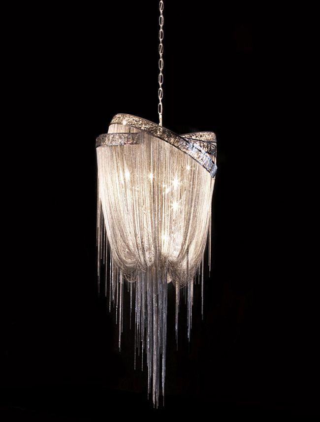 Barlas Baylar Hudson Furniture Luxury Chandelier