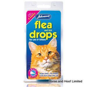 Jvp Cat Flea Drops 6 Vials Cat Fleas Fleas Cat Health Care