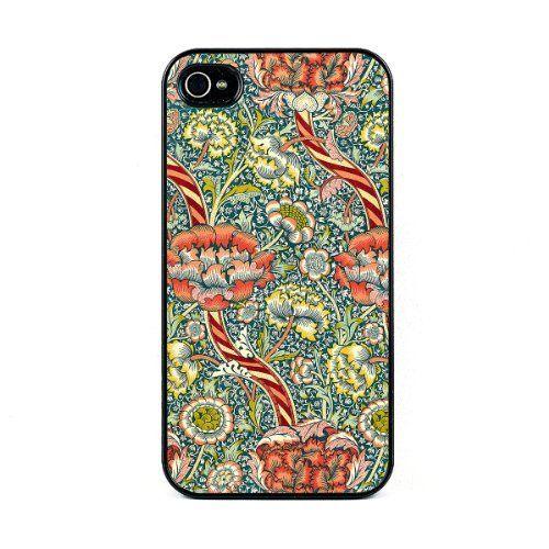 Wandle Design william morris wandle design crimson floral iphone cover price