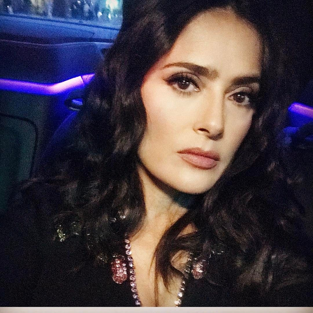 Selfie Salma Hayek nude (89 photo), Sexy, Hot, Selfie, bra 2019
