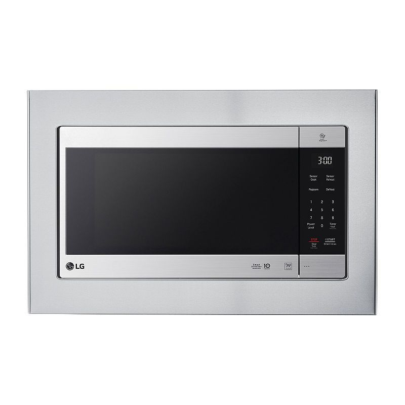 Lg 30 Built In Microwave Trim Kit Mk2030nbd Built In