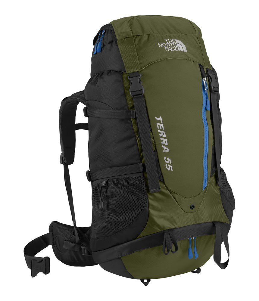 The North Face Terra 55 Youth Hiking Backpack on Wanelo | belong ...