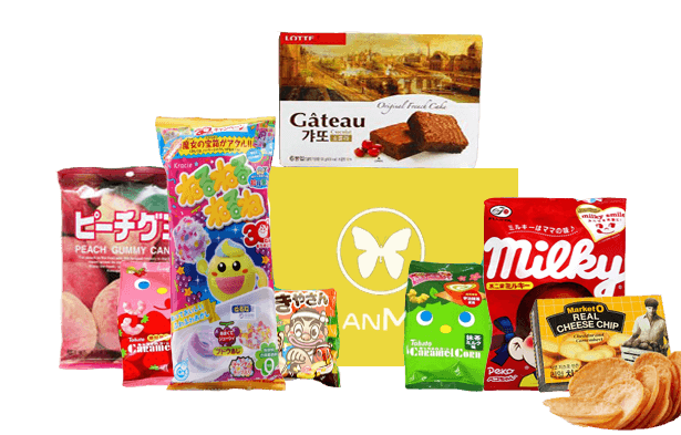 Korean Beauty Box -Asian Snack Box DELUXE SNACKBOX $35/month - SNACK BOX -  sc 1 st  Pinterest & Korean Beauty Box -Asian Snack Box DELUXE SNACKBOX $35/month ... Aboutintivar.Com