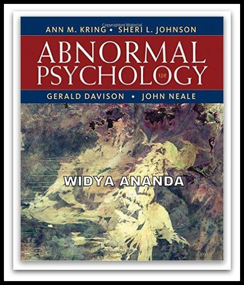 Abnormal psychology 12th edition by ann m kring author sheri l abnormal psychology 12th edition by ann m kring author sheri l fandeluxe Image collections