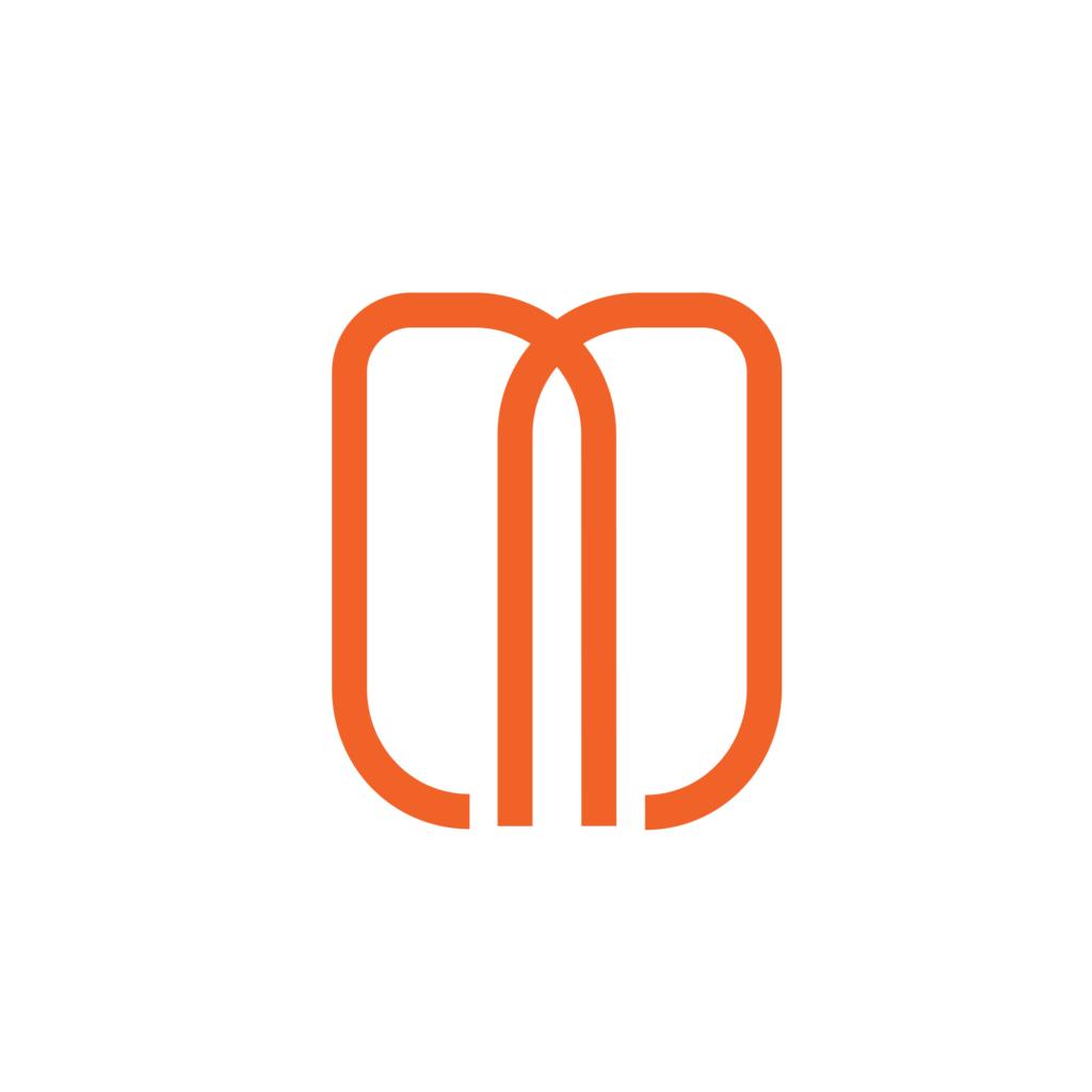 Medos Logo Poland In 2021 Letter M Logo Letter Logo Lettering
