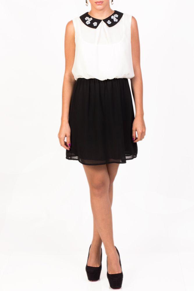 9499236b25f6 La combinación perfecta de blanco y negro
