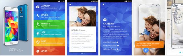 Samsung Galaxy S5 Experience app: you willllll buy a Samsung Galaxy S5 - http://goo.gl/c4ZjKo