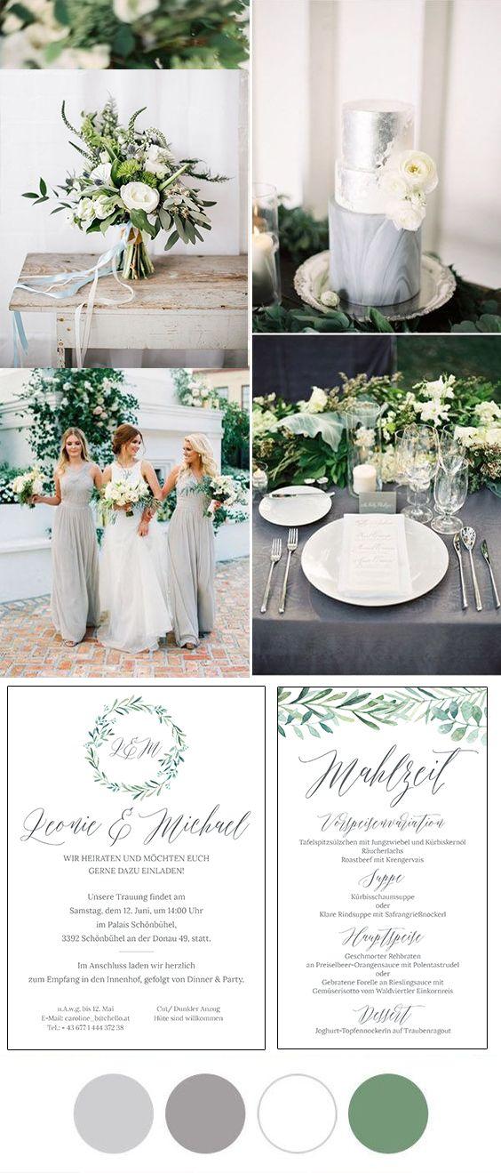 Hochzeitseinladungen Von Www Papierhimmel Com Einladungen
