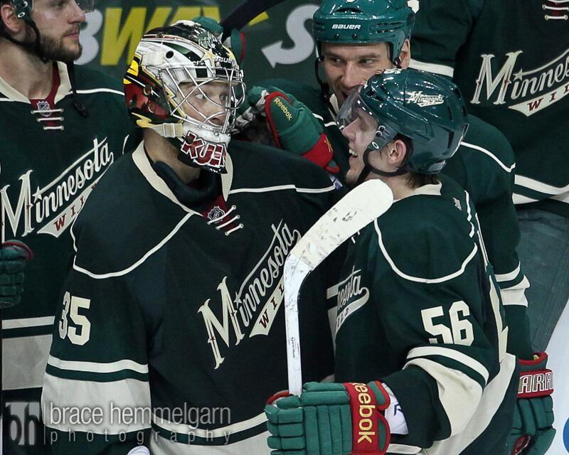 Brace Hemmelgarn on | Wild hockey, Minnesota wild, Hockey baby