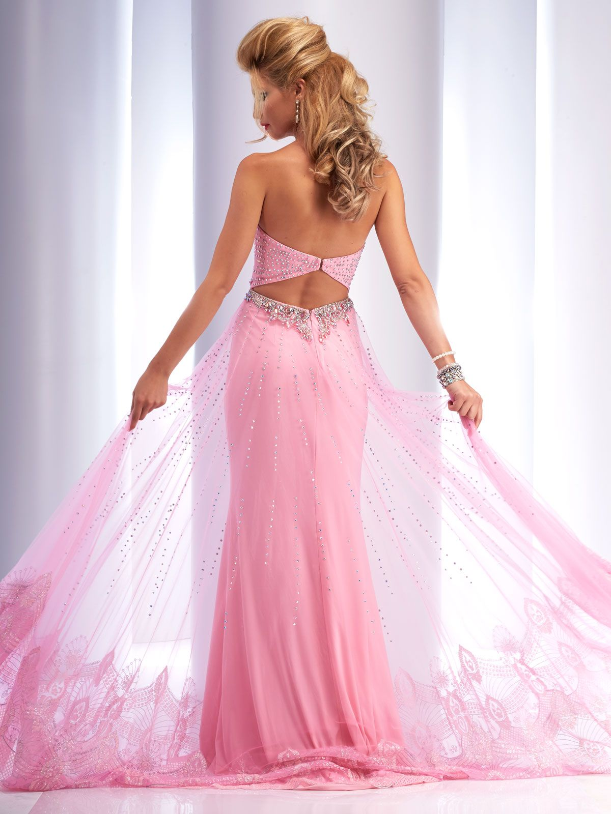 Clarisse Prom Dress 2734 | Bushies Carnival | Pinterest | Prom and ...