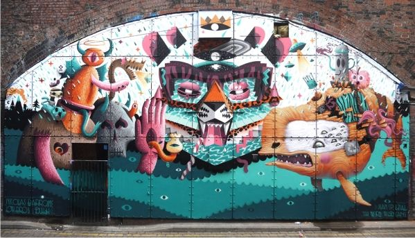Apaixonados pela arte desde cedo e criadores de personagens para suas próprias histórias quando ainda crianças, os irmãos Qbrk e Nerd, mais conhecidos como os Low Bros, vêm conquistando um espaço enorme no cenário da street art internacional.