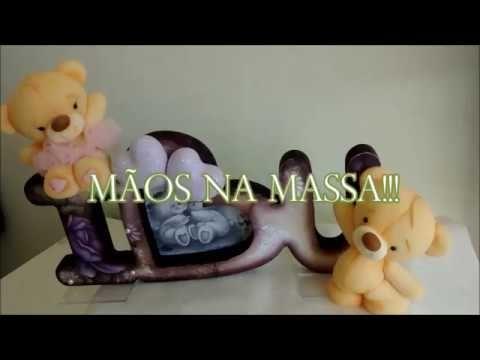 Diy - Projeto dia dos namorados - Casal de ursinhos -   Clay crafts ... abff318cbb